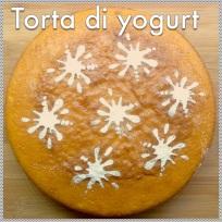 TORTA DI YOGURT *