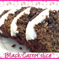 BLACK CARROT SLICE