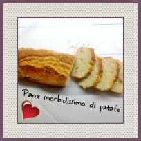 Pane morbido di patate